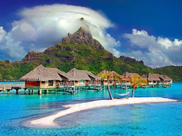 Lagon - Bora Bora