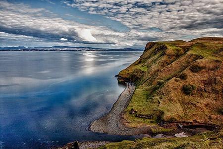 Voyage sur l'Ile de Skye, Ecosse