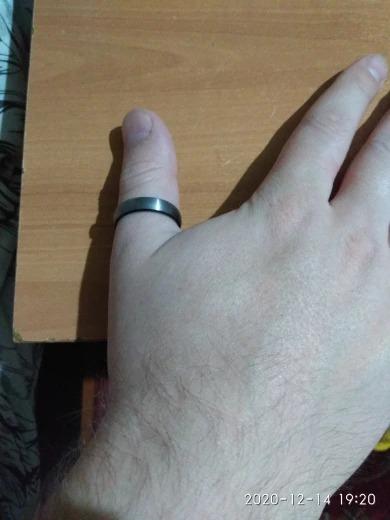 anneau ou bague homme couleur gris titane en carbure de tungstène